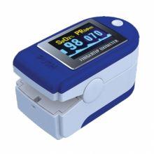 Pulsossimetro portatile da dito con display orientabile a colori Pulsossimetri