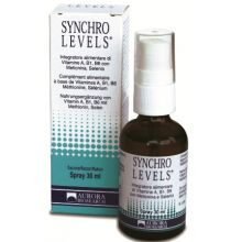 Synchrolevels Spray 30 ml Vitamina B