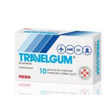 Travelgum 10 Gomme Masticabili 20 mg 005170028 Antinausea