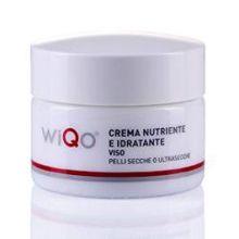 Wiqo Crema Nutriente Idratante Pelli Secche Ultrasecche 50 ml Pelle secca