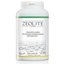Zeolite 100 Capsule Flowers Of Life Depurativi