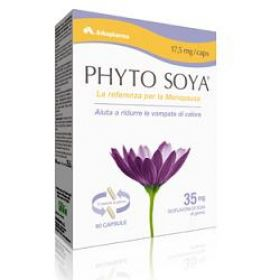 Phyto Soya 60 Capsule Da 17,5mg  Menopausa