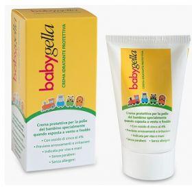 BABYGELLA CREMA IDRATANTE PROTETTIVA 50ML Protezione pelle del bambino