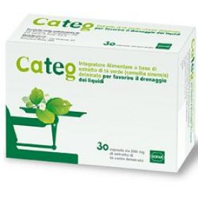 Categ Estratto The Verde 30 Capsule Da 200mg Anti age