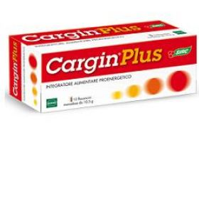 CARGIN PLUS 12 FLACONCINI MONODOSE Multivitaminici