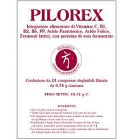 Pilorex 24 Compresse Fermenti lattici