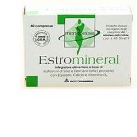 Estromineral 40 Compresse Menopausa