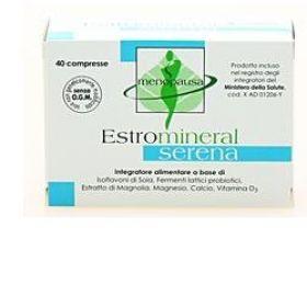 Estromineral Serena 40 Compresse Menopausa