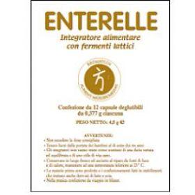 Enterelle 12 Capsule Da 377 mg