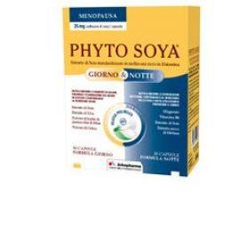 PHYTOSOYA GIORNOandNOTTE 60CPS Menopausa