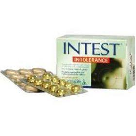 Intest Intolerance 30 Compresse + 30 Perle