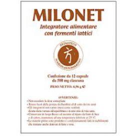 MILONET 12CPS Fermenti lattici