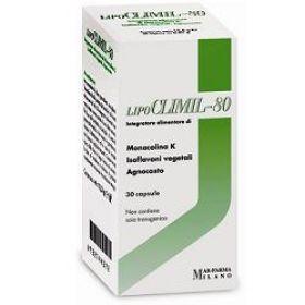 LIPO CLIMIL 80 30 CAPSULE Menopausa