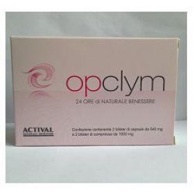 Opclym 20 Capsule + 20 Compresse Menopausa