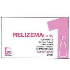RELIZEMA BABY 15F 2ML Protezione pelle del bambino