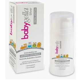 BABYGELLA SILVER CREMA LENITIVA 100ML Protezione pelle del bambino