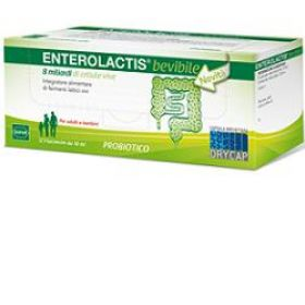 Enterolactis 12 Flaconcini Da 10 ml