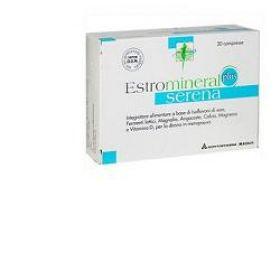 Estromineral Serena Plus 30 Compresse Menopausa