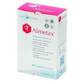 ALMETAX 30 COMPRESSE Menopausa