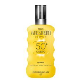 Angstrom Protect Hydraxol Latte Solare Spray SPF 50+ 125ml Creme solari corpo
