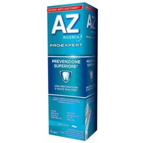 AZ PROEXPERT PREVENZIONE SUPERIORE 75ML Dentifrici