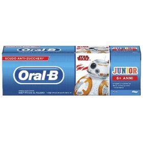 Oral-B Dentifricio Junior Star Wars 6-12 Anni 75ml Dentifrici