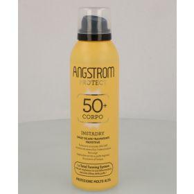 Angstrom Protect Instadry Spray Corpo SPF 50+ 150ml Creme solari corpo