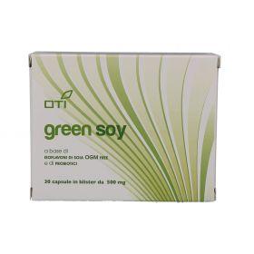 GREEN SOY 30 CAPSULE Menopausa